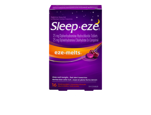 Sleep-eze Eze-melts